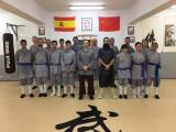 Εξετάσεις Στο Πολιτιστικό Κέντρο Σαολίν Ισπανίας